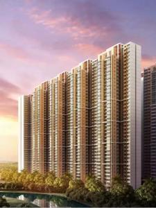 Gallery Cover Image of 1020 Sq.ft 2 BHK Apartment for buy in Marathon Nexzone Zenith 1, Panvel for 6700000