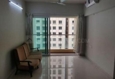 Gallery Cover Image of 745 Sq.ft 2 BHK Apartment for rent in Thane West for 17500