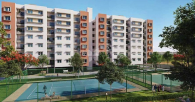 Gallery Cover Image of 860 Sq.ft 2 BHK Apartment for buy in Shriram Liberty Square, Gulimangala for 3400000