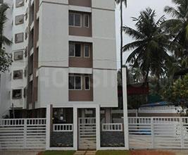 Gallery Cover Image of 750 Sq.ft 1 BHK Apartment for rent in Kalpaka Amrutham, Guruvayoor for 10000