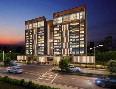 Gallery Cover Image of 1120 Sq.ft 2 BHK Apartment for buy in Starwing Kaatyayni Heights, Andheri East for 21000000