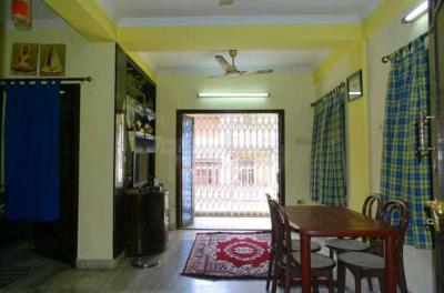 Gallery Cover Image of 1000 Sq.ft 2 BHK Independent Floor for rent in Tollygunge for 30000