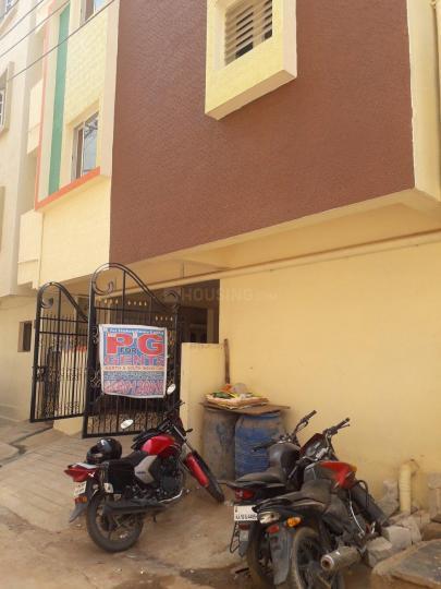 बेललंदूर में श्री वेंकटेशवरा  पीजी में बिल्डिंग की तस्वीर