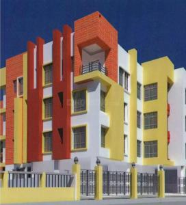 Gallery Cover Image of 1009 Sq.ft 3 BHK Apartment for buy in Purba Barisha for 3178000