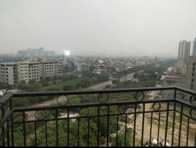 Gallery Cover Image of 590 Sq.ft 1 BHK Apartment for rent in Sector 120 for 7000