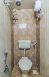 Bathroom Image of Dushyant PG in Khirki Extension