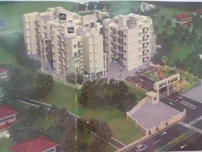 Gallery Cover Image of 644 Sq.ft 1 BHK Apartment for buy in KPS Park, Shivkar for 2600000