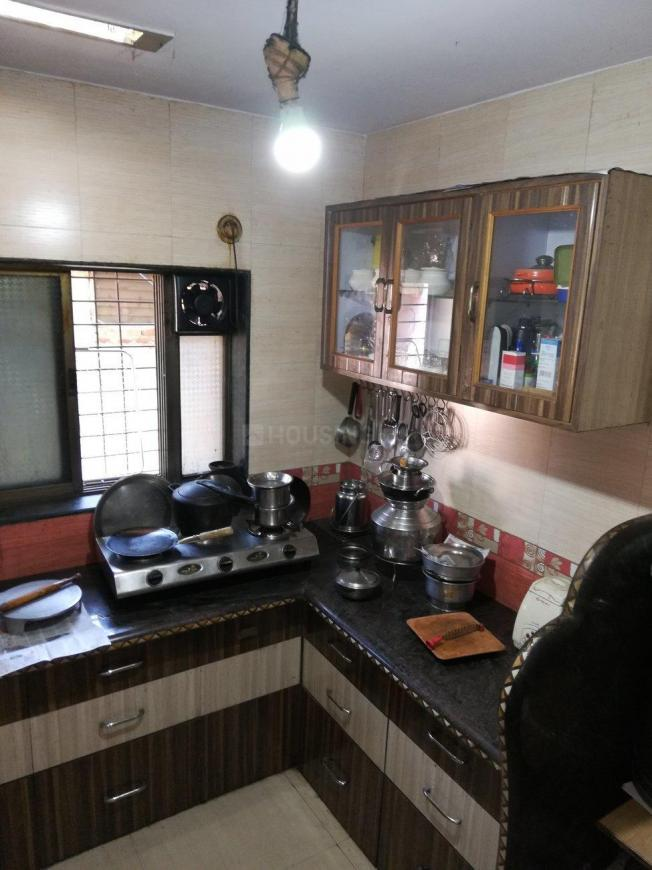 Kitchen Image of 750 Sq.ft 2 BHK Independent Floor for buy in New Panvel East for 6500000