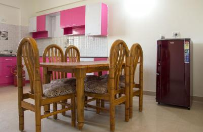 Dining Room Image of PG 4643787 Marathahalli in Marathahalli
