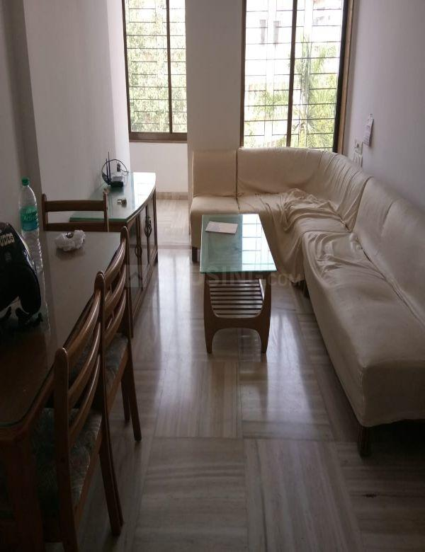 Living Room Image of 800 Sq.ft 2 BHK Apartment for rent in Mahim for 65000