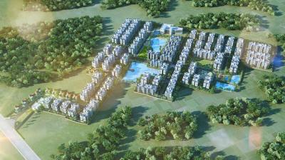 Gallery Cover Image of 438 Sq.ft 1 BHK Apartment for buy in Lake Life Township, Joka for 985000