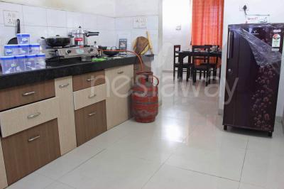 Kitchen Image of PG 4642794 Balewadi in Balewadi