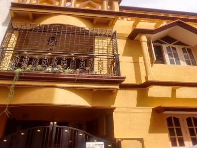 Gallery Cover Image of 650 Sq.ft 1 BHK Independent House for rent in Murugeshpalya for 22000
