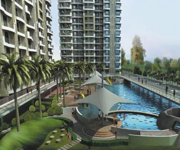 Gallery Cover Image of 1810 Sq.ft 3 BHK Apartment for rent in Paradise Sai Mannat, Kharghar for 38000