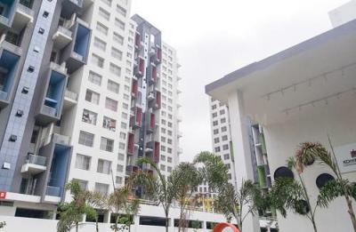 Project Images Image of Tinsel Town Flat No D- 608 in Maan