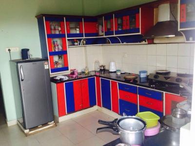Kitchen Image of Manasa PG in Brookefield