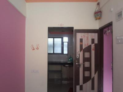 Gallery Cover Image of 600 Sq.ft 2 RK Independent House for rent in Ghansoli for 9500