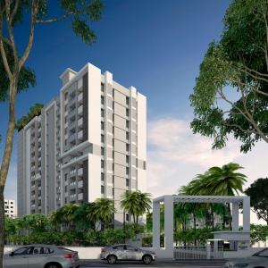 Gallery Cover Image of 1450 Sq.ft 3 BHK Apartment for buy in Badhekar Ramkrupa, Kothrud for 23100000
