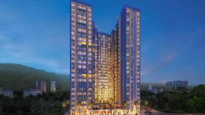 Gallery Cover Image of 650 Sq.ft 1 BHK Apartment for buy in JV Ariana Residency, Borivali East for 7000000