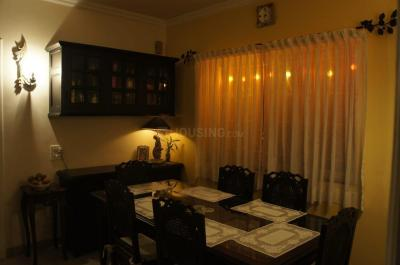 Gallery Cover Image of 1680 Sq.ft 3 BHK Apartment for rent in Gokhalenagar for 60000