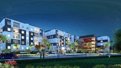 Gallery Cover Image of 1226 Sq.ft 2 BHK Apartment for buy in Uppal for 7260200