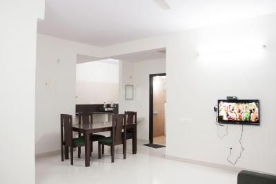 Dining Room Image of 102-suyogg Serenity Apartment in Mathikere