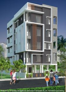 Gallery Cover Image of 890 Sq.ft 2 BHK Apartment for buy in Baishnabghata Patuli Township for 4094000