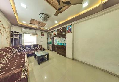 Gallery Cover Image of 1575 Sq.ft 3 BHK Apartment for buy in Laxmi Developers Villa Greens, Nava Naroda for 5500000