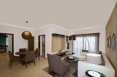 Gallery Cover Image of 1375 Sq.ft 3 BHK Apartment for buy in Prestige Song Of The South, Akshayanagar for 9700000