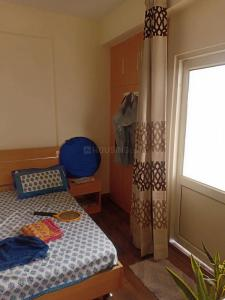 Gallery Cover Image of 535 Sq.ft 1 RK Apartment for rent in Omicron I Greater Noida for 10000