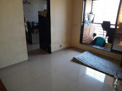Gallery Cover Image of 550 Sq.ft 1 BHK Apartment for rent in Saurabh Crystal Pallazo, Nalasopara West for 6000