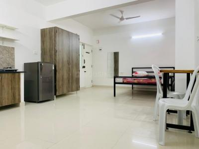 Gallery Cover Image of 450 Sq.ft 1 RK Apartment for rent in Jogupalya for 15000