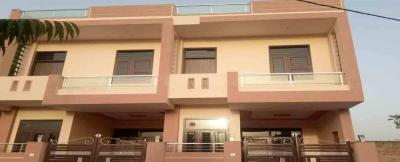 Gallery Cover Image of 650 Sq.ft 1 BHK Independent House for rent in Murugeshpalya for 23000