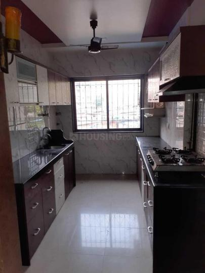 Kitchen Image of 780 Sq.ft 3 BHK Apartment for rent in Santacruz West for 75000
