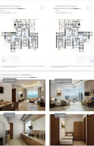 Gallery Cover Image of 3333 Sq.ft 5 BHK Apartment for buy in Raheja Imperia I, Lower Parel for 180000000