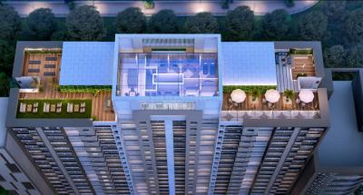 Gallery Cover Image of 1200 Sq.ft 2 BHK Apartment for buy in Anant Metropolis Insignia Towers, Kasarvadavali, Thane West for 9000000