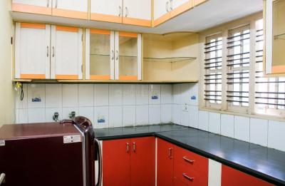 Kitchen Image of Girls PG in Bhyraveshwara Nagar