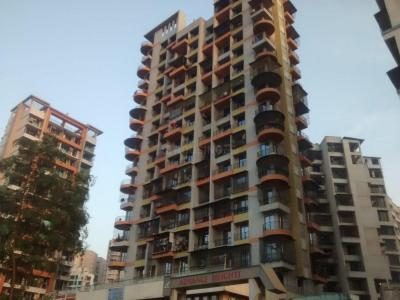 Gallery Cover Image of 720 Sq.ft 1 BHK Apartment for buy in Advance Heights, Kharghar for 6500000