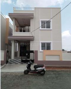 Gallery Cover Image of 1257 Sq.ft 3 BHK Villa for buy in R.K. Hegde Nagar for 7100000