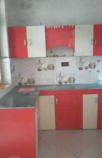 Kitchen Image of 858 Sq.ft 2 BHK Independent House for buy in Jankipuram Extension for 2900000