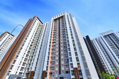 Gallery Cover Image of 650 Sq.ft 1 BHK Apartment for buy in Lodha Upper Thane, Bhiwandi for 4600000