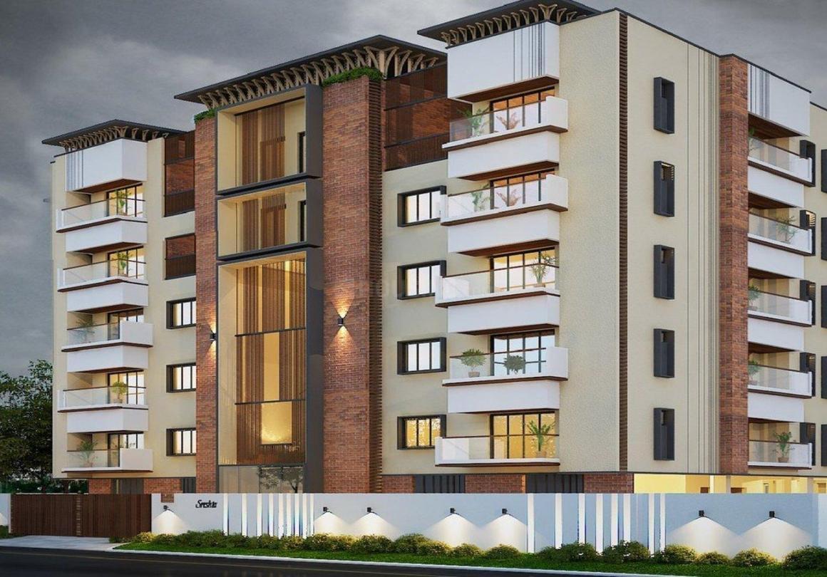 Brochure Image of 4299 Sq.ft 4 BHK Apartment for buy in Raja Annamalai Puram for 84000000