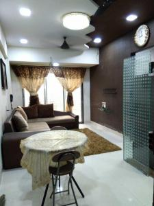 Gallery Cover Image of 1230 Sq.ft 2 BHK Apartment for rent in Kopar Khairane for 35000