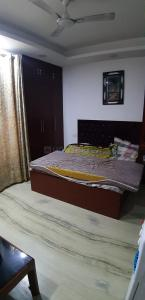 Gallery Cover Image of 500 Sq.ft 1 RK Independent Floor for rent in Preet Vihar for 8000