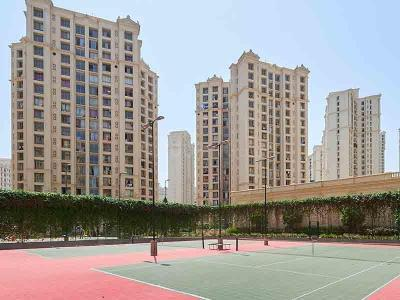 Gallery Cover Image of 1895 Sq.ft 3 BHK Apartment for rent in Hiranandani Estate for 50000