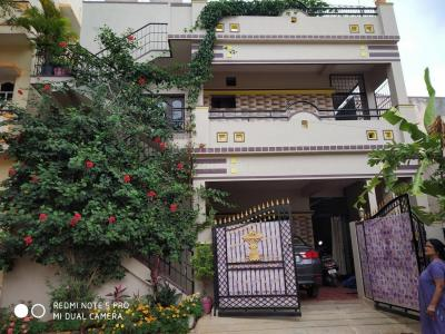 Gallery Cover Image of 740 Sq.ft 1 BHK Apartment for rent in Shree Valsam, Ramamurthy Nagar for 10500