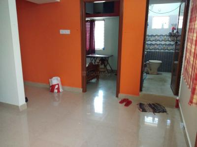 Gallery Cover Image of 413 Sq.ft 1 BHK Independent Floor for rent in Murugeshpalya for 12000