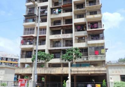 Gallery Cover Image of 1200 Sq.ft 2 BHK Apartment for rent in Princes Tower, Kharghar for 25000