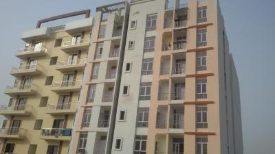 Gallery Cover Image of 600 Sq.ft 1 BHK Apartment for rent in J P HOMES 121, Sector 121 for 7200