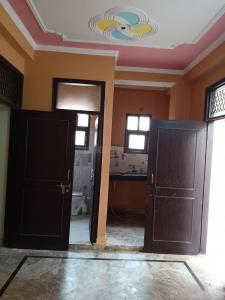 Gallery Cover Image of 300 Sq.ft 1 RK Independent Floor for rent in Chhattarpur for 7000